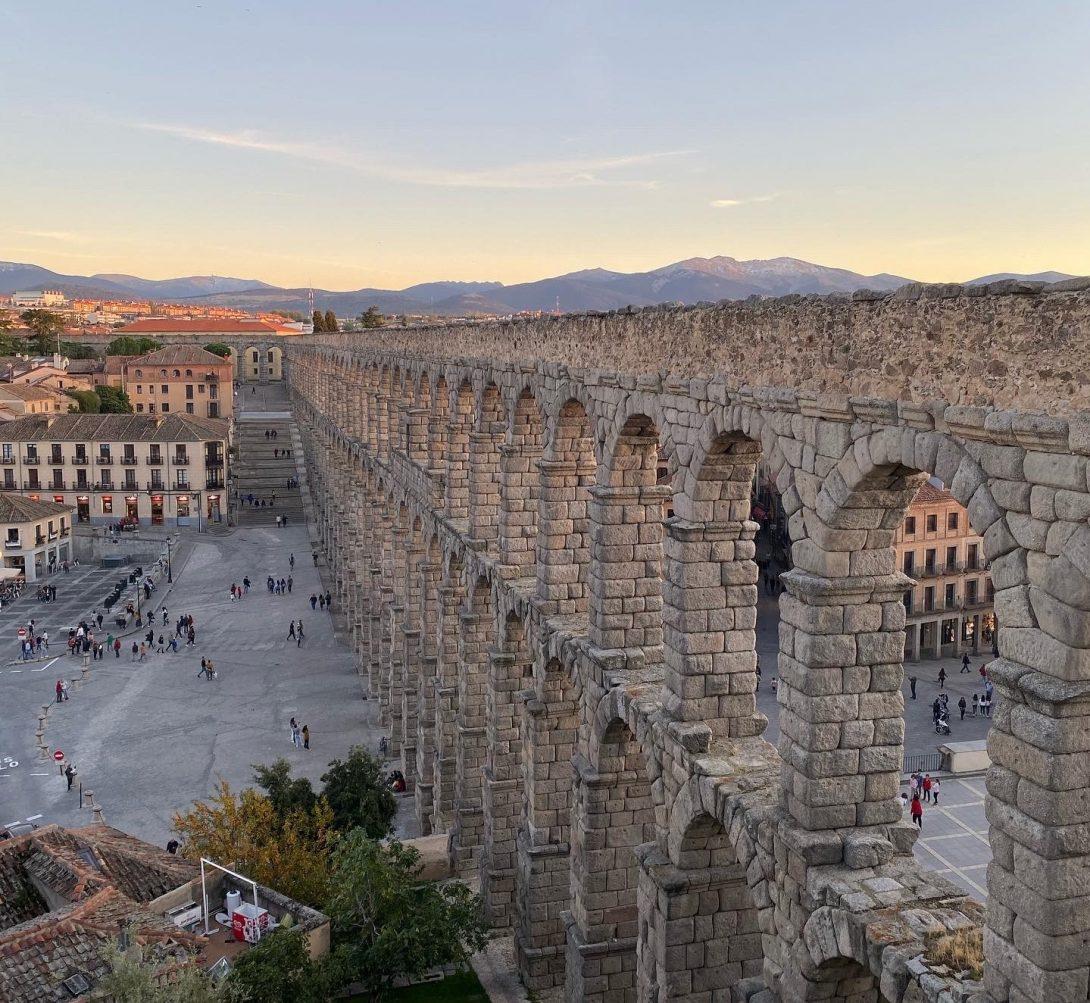 Segovia aqueduct
