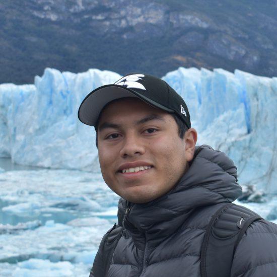 Zuriel Trejo in Patagonia