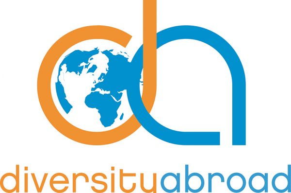 Logo for Diversity Abroad