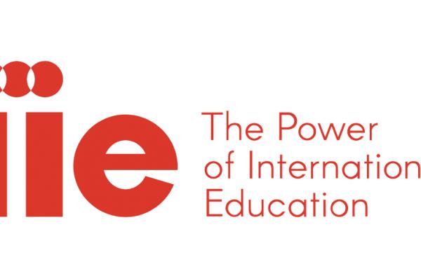 Logo for the Institute of International Education