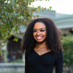 Headshot photo of Celeste Bonga